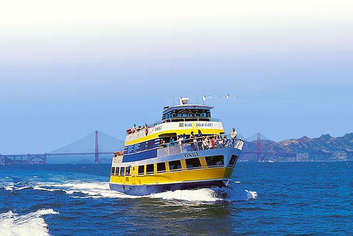 Angel Island Ferry Locations