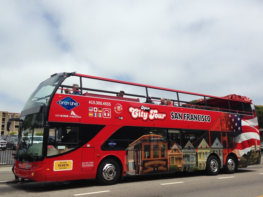 Double Decker Bus Tour San Francisco Coupon