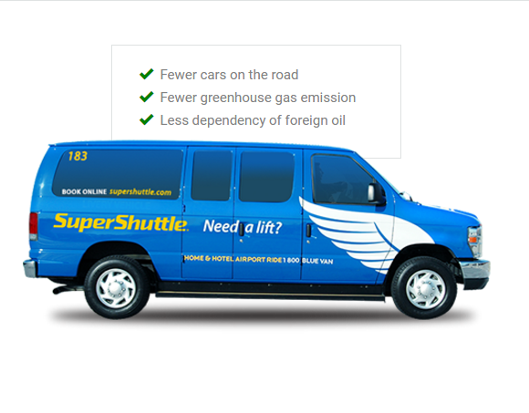 Coupons for super shuttle execucar