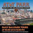 Oracle Park - SF Giants Ballpark Tours